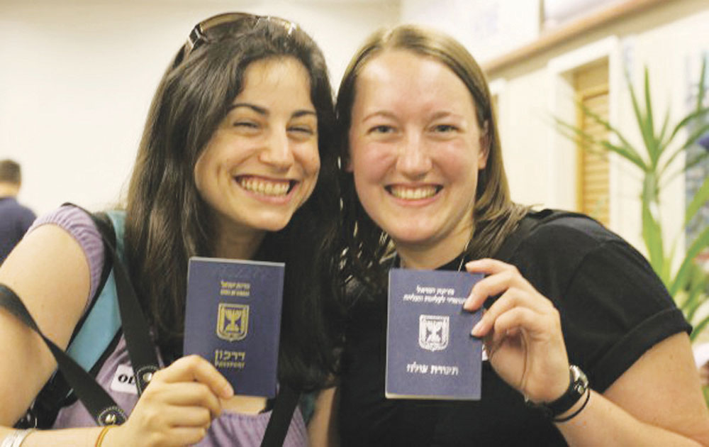 0319 - Israeli Passport and ID