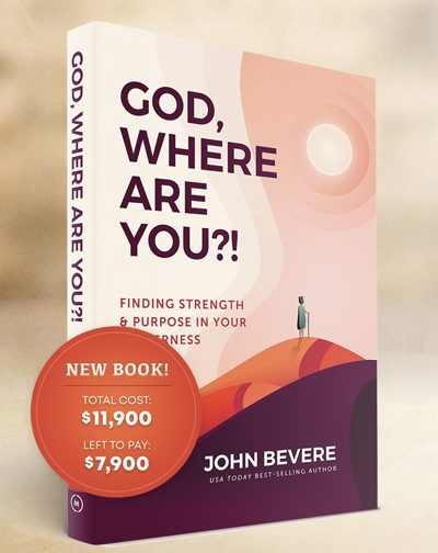 0519 - God Where Are You Book