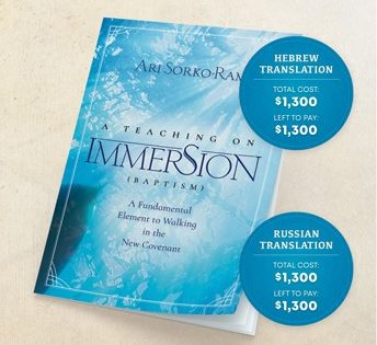 0519 - Teaching on Immersion book